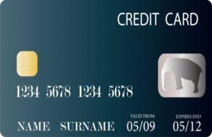 17575798 - credit card